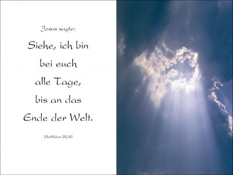 1006 Sterbebild Himmel